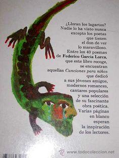 Poemas Federico Garcia Lorca Para Ninos - poemasigoticos.com