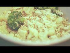 콜리&콜리 두부무침 (Season Tofu with Broccoili and Cauliflower)
