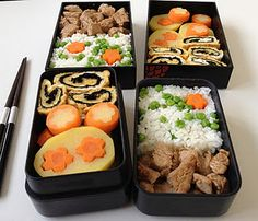 Have a healthy lunchbox! Good for your body and your purse :)