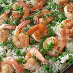 1 Pan Shrimp & Rice Dinner: 21 Day Fix Approved!