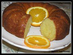 Turkish Food Passion: Orange Cake (Portakallı Kek)