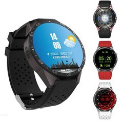 114.16$  Buy here - http://alipjr.worldwells.pw/go.php?t=32727605741 - #AE CEL   KW88 Android 5.1 Quad Core 4GB Bluetooth Smart Watch GPS WIFI For IOS Sep06 114.16$