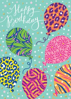 Happy Birthday Art, Happy Birthday Wishes Cards, Birthday Blessings, Happy Birthday Images, It's Your Birthday, Birthday Pictures, Birthday Cards, Happy Birthdays, Birthday Quotes