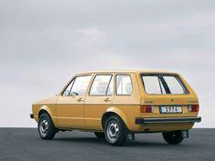 1974 VW Golf Wagon