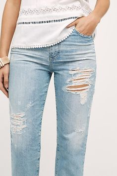 AG Phoebe Straight Jeans