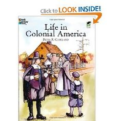 Early American History Coloring Pages