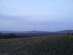 Randonnée au petit matin, départ 7h de Botmeur, à l'assaut des Monts d'Arrée... © Laurence R. - 07 avril 2013 | Finistère Bretagne