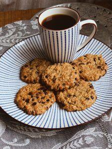 Metabolic Balance | » Cookies z mandlového másla a jablečného pyré Metabolism, Cookies, Crack Crackers, Biscuits, Cookie Recipes, Cookie, Biscuit