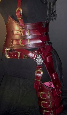 """Made to order - """"Mord Sith"""" costume -. $500.00, via Etsy."""