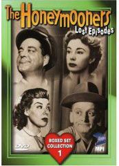 Jackie Gleason on DVD, The Honeymooners on DVD ...
