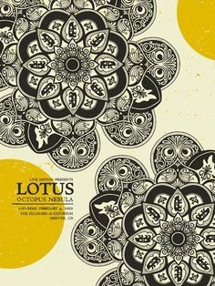 Lotus Art Print by The Bungaloo Web Design, Logo Design, Retro Design, Poster Design, Print Design, Branding, Omg Posters, Graphic Design Typography, Graphic Artwork