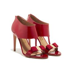 Sandal | Salvatore Ferragamo~ these aren't your usual Ferragamo shoe....