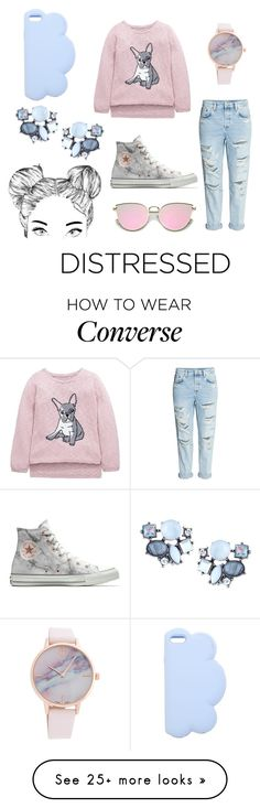 """Untitled #38"" by glitterunicorn13 on Polyvore featuring Converse, Lydell NYC and STELLA McCARTNEY"