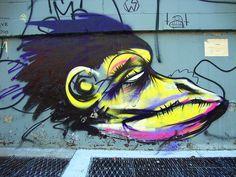 Graffiti Brooklyn by Rossi Projects NY, via Flickr