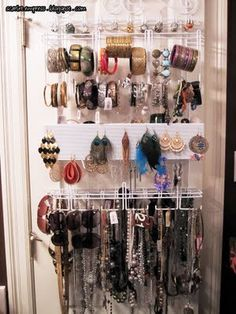 You can find everything!! #organize #jewelry