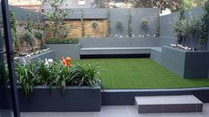 modern formal gardens - Google Search