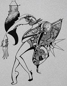 The Roving Fairy by Sherri Dupree