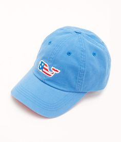 Flag Whale Patch Baseball Hat