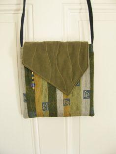 Cross Body Bag  Contemporary Woodland  $29