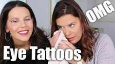 Tati, Today I TEST cool EYE TATTOO STICKERS with my Sister!!!  OMG!!!» » »  ENTER My GIANT MAKEUP GIVEAWAY here » » » https://www.youtube.com/watch?v=F61M1... xo's ~ Tati  » » » Click the Like Button is you think Lady Gaga killed it at the Super Bowl!✔  P R O D U C T S  M E N T I O N E DEyes Tattoo Temporary Stickers✔  M A K E U P  W O..., http://ourmall.com/r/BFZru2