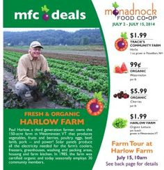 Co-op Deals - Monadnock Food Co-op