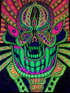 Psychedelic art