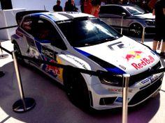 #VW und #RedBull - ein wunderschönes #Rallye Car!