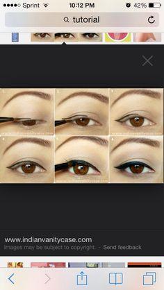 Eyeliner  #Beauty #Trusper #Tip