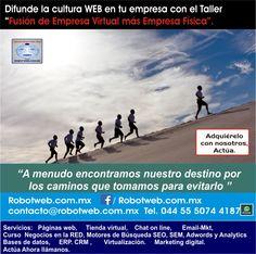 Fusiona tus cuentas Adwords y Analytics :,www.robotweb.com.mx te asesora cómo hacerlo.