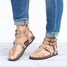 Gladiator Sandals | 3 Colors