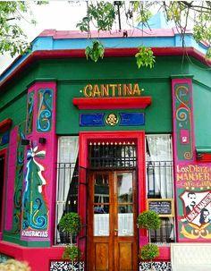 Cantina, Buenos Aires. Argentina