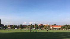En Milovice es campo de fútbol.
