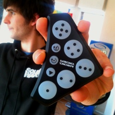 Sooner than Later... these will be mine... -- Novation Dicer usb dj controllers for DJs with decks and Serato Scratch Live Dj software