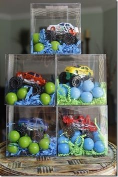 Monster Truck Birthday Party Ideas; Catch My Party