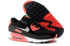 best loved 1a440 34b93 2016 new style Nike air max 90 Athletic shoes Sports men Running Shoes  Walking Shoes Trail Racing cheap sneakers shoes pink white black red color