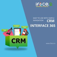 Interface 365 CRM, developed by iface LLC especially for all types of businesses and industries. Power up your organization to adapt to the fast and efficient way of using technology to maintain your client relationship & boost sales performance. Interface 365 CRM software to manage a company's interactions & relationships with both current & potential customers. CRM Interface 365 enhances the customer relationship through managing customer interaction, tracking leads, & streamlining… Customer Relationship Management, Cloud Based, Innovation, Software, Relationships, Organization, Technology, Business, Getting Organized