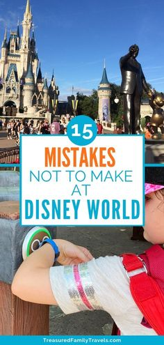 Don't make these Disney World mistakes! Here are tips and tricks for planning your best Disney vacation. Learn the secrets of what experienced people don't do as they plan their Disney trips. Disney World Vacation Planning, Walt Disney World Vacations, Disney Resorts, Disney Planning, Trip Planning, Disney Travel, Brisbane, Perth, Melbourne
