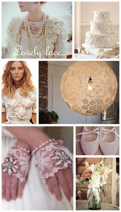 Lovely Lace | Bridal Inspiration - Want That Wedding ~ UK Wedding Blog - Wedding Inspiration & Ideas | UK Wedding Blog: Want That Wedding