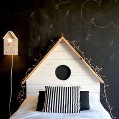 20  DIY Headboard Ideas