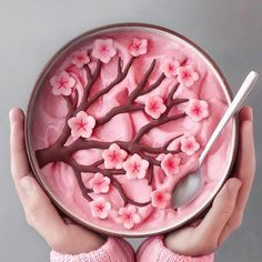 Lebensmittelkunst - Food art - Eat or Not Foods Cute Food, Yummy Food, Smothie Bowl, Kreative Desserts, Oatmeal Smoothies, Fruit Smoothies, Aesthetic Food, Food Pictures, Food Pics