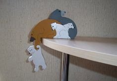 Wooden toys Wood puzzle Animal Handmade For от FamilyPuzzle