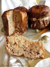 Magie dal forno..: Panettoni facili con pasta madre