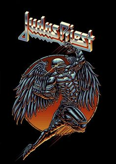 Arte Heavy Metal, Heavy Metal Music, Heavy Metal Rock, Heavy Metal Bands, Judas Priest Logo, Hard Rock, Metal Band Logos, Arte Punk, Rock Band Posters
