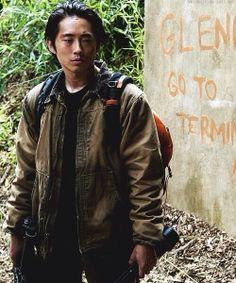 Glenn Rhee -  Steven Yeun - The Walking Dead