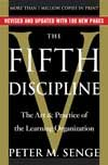 The Fifth Discipline by Peter Senge. I need to revist this book from my grad school days.