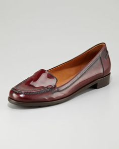 Udele Mirror Loafer by kate spade new york at Neiman Marcus.