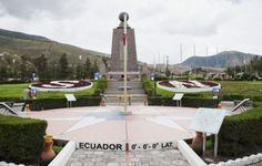 Equatorial variations in Quito, Ecuador Stand on the equator! in Quito, Ecuador 2 museums simply outdoors of metropolis Stand on the equator! in Quito, Ecuador 2 museums simply outdoors of metropolis Oh The Places You'll Go, Places To Travel, Places To Visit, Draculas Castle Romania, Quito Ecuador, Equador, All I Ever Wanted, Galapagos Islands, What A Wonderful World
