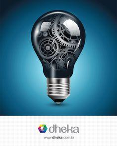 Soluções de tecnologia criativas e inovadoras para apoio aos processos de negócios da sua empresa! www.dheka.com.br