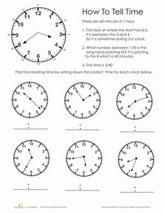 From reading a clock to adding time, this quick quiz covers a variety of second grade time concepts.