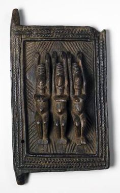 Africa | Carved wooden granary door.  Dogon country, Mali | © musée du quai Branly, photo Thierry Ollivier, Michel Urtado